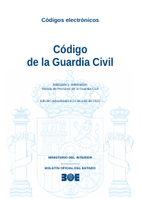 Código de la Guardia Civil